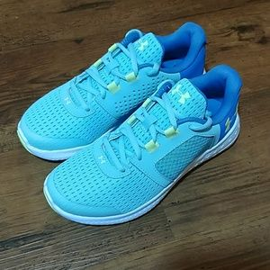Girl/'s Under Armour PS Micro G Fuel RN